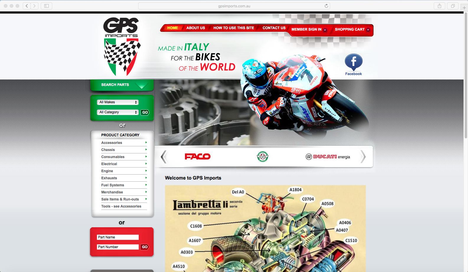 GPS Imports