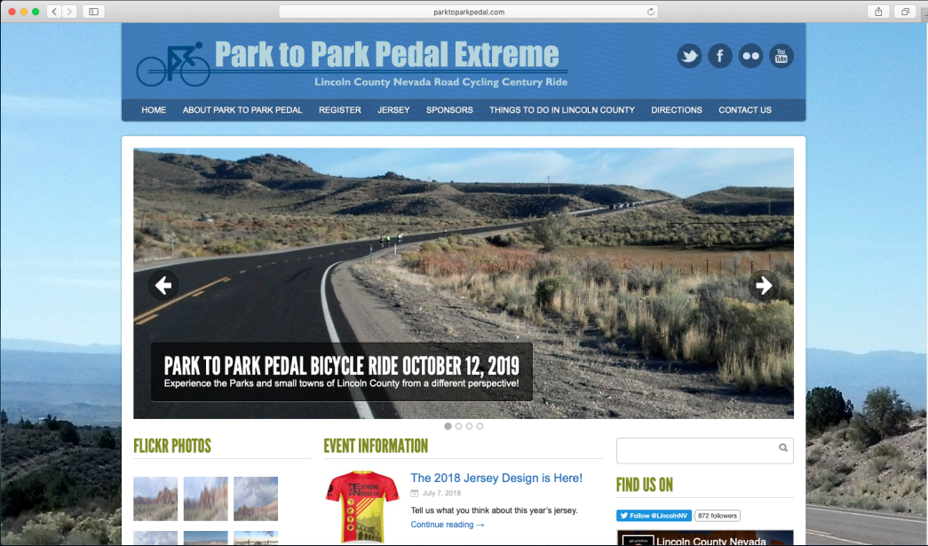 Park To Pedal Extreme
